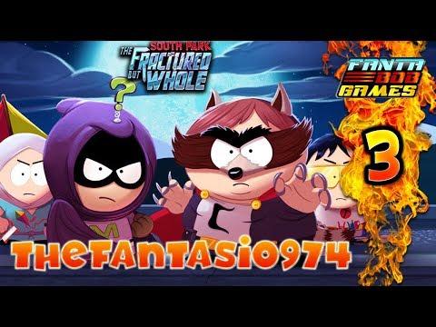 South Park: L'Annale du Destin - Ep.3 - Playthrough FR HD par Fanta
