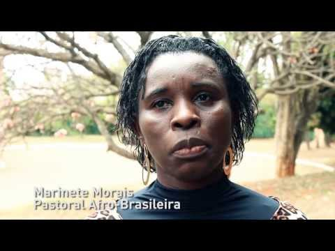 5ª Semana Social: Marinete Morais - Pastoral Afro-Brasileira