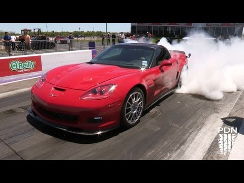 9 Second Turbo Corvette!!!