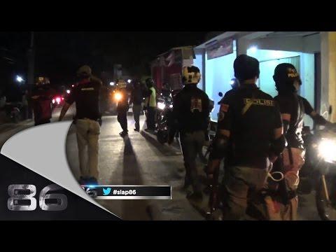 86 Penangkapan Aksi Pelaku Begal di Depok - Ipda Winam Agus