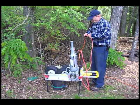 Well Pump Puller >> Easy Riser Water Well Pump Puller - YouTube