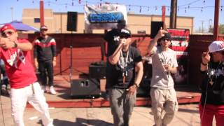 Cortez &#038; The M.A.G. Perform at mutiple shows @ SxSW 2013