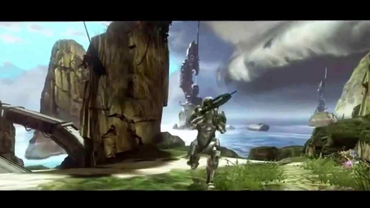 Halo 4 - Champions Bundle Trailer! Bullseye Pack, Steel ...
