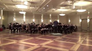 In a Persian Market, performed by the Columbus Concert Band