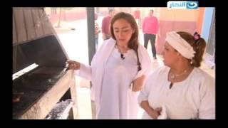 صبايا الخير| لقاء مع سيدة تعد الطعام للمساجين فى سجن نساء القناطر  #SabayaElKheer