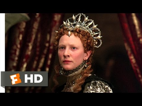 Elizabeth (8/11) Movie CLIP - I Am No Man's Elizabeth (1998) HD