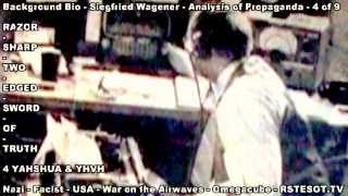 Story of Siegfried Wagner 1 of 2 - Nazi Propaganda - Hiter - Siegfried Funeral March
