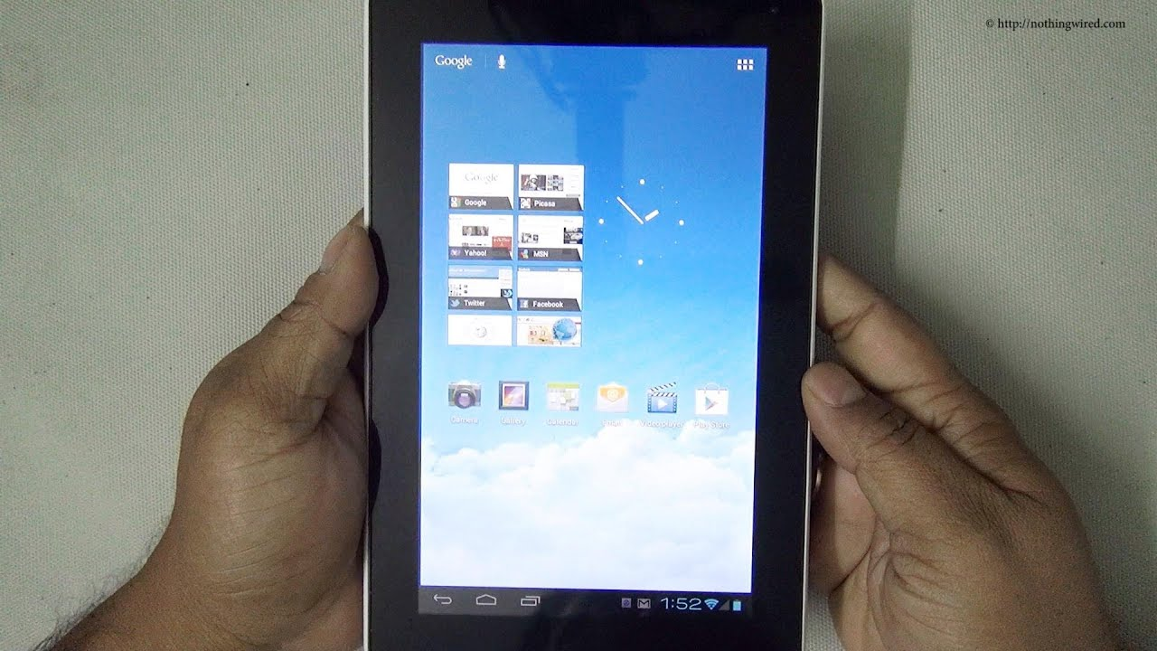 huawei mediapad 7 lite review complete in depth hands on full hd youtube. Black Bedroom Furniture Sets. Home Design Ideas
