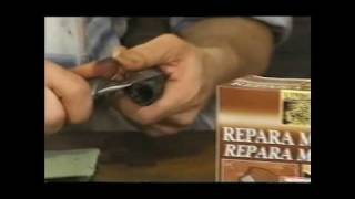 Cómo reparar la madera o reconstituir un mueble
