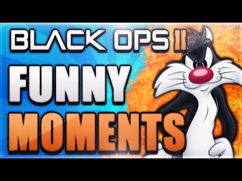 Hilarious COD Moments! - DAT ASS, Twerking, Karaoke Night, Dolphin Noises (Funtage)