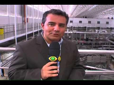 Inaugurada fábrica da Itaipava em Alagoinhas