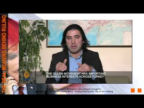 Turkey - The Road To Erdogan's Own Alleged Corruption - news archive  part 1