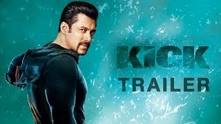Kick Official Trailer ft. Salman Khan, Jacqueline Fernandez, Randeep Hooda and Nawazuddin Siddiqui