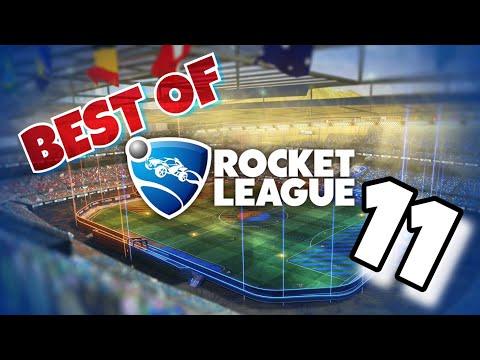 BEST OF ROCKET LEAGUE #11 : Fails, Skills, Luck & Goals