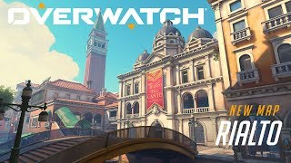 Overwatch - New Map: Rialto