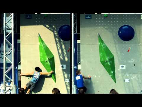 Boulder World Cup 2011 report - Milano