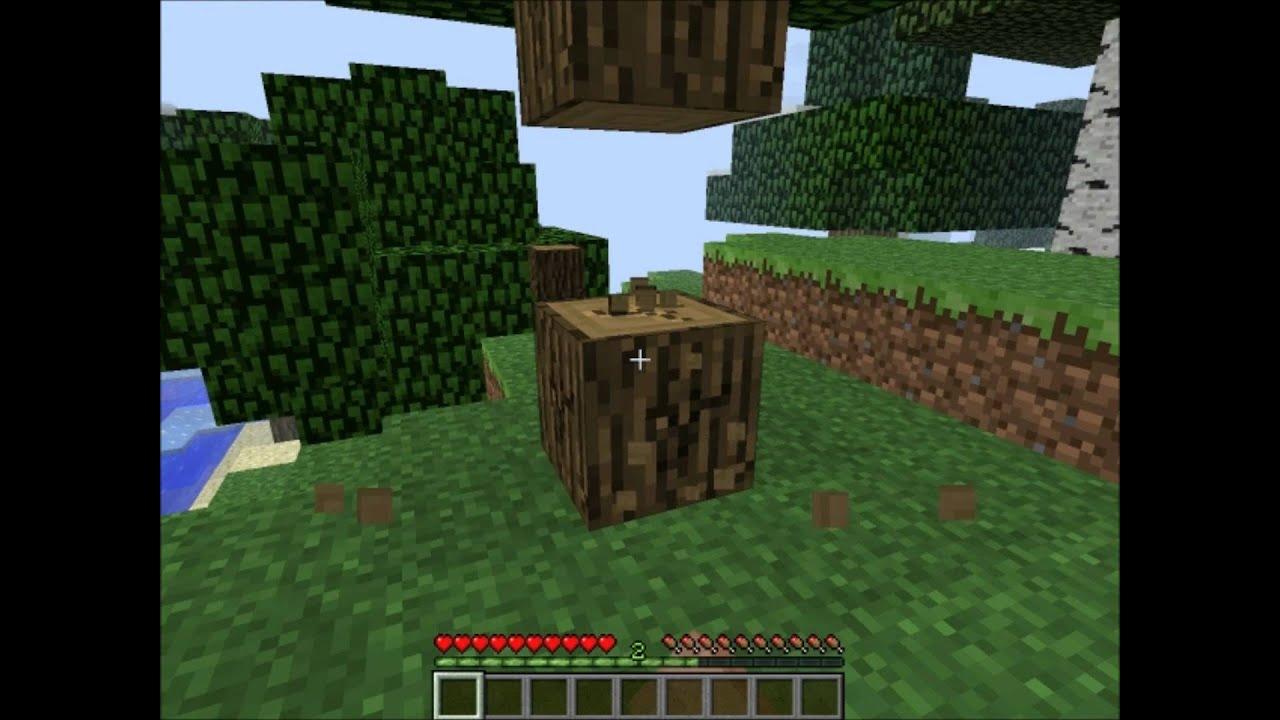 Como fazer uma Mesa de Trabalho no Minecraft   #0B5DC0 1440x1080