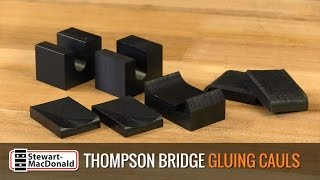 Watch the Trade Secrets Video, TJ Thompson Bridge Gluing Caul Video