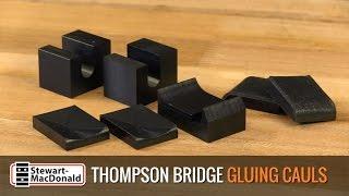 Watch the Trade Secrets Video, TJ Thompson Bridge Gluing Caul Video
