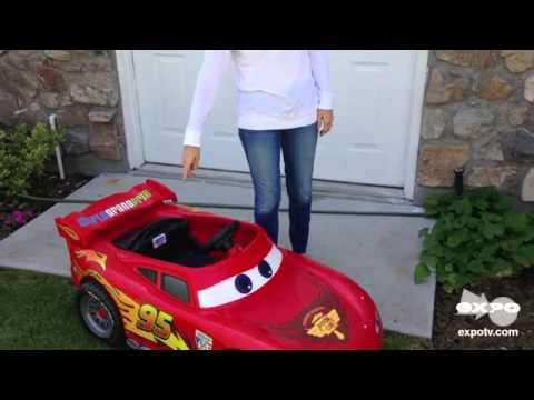Lightening Mcqueen Electric Car Charger