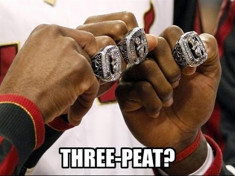 Can the Miami Heat 3 Peat as 2014 NBA Champions?