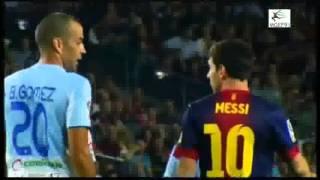 Peleas de Messi