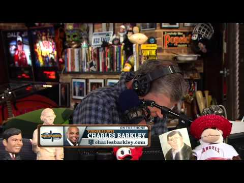 Charles Barkley on the Dan Patrick Show (Full Interview) 3/5/14