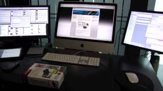 How To Setup Triple Monitors For Your IMac / Apple