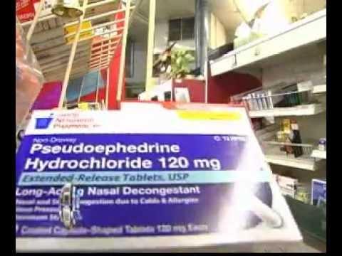 Metanfetamina en Oklahoma