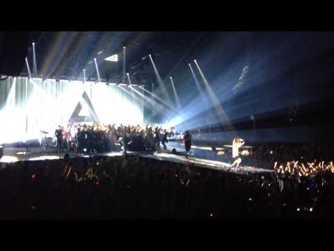 30 seconds to mars - Up in the air - LILLE 15/02/2014