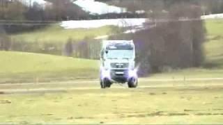 Action Mobil, Le Camping-car Poids Lourd De L'extreme