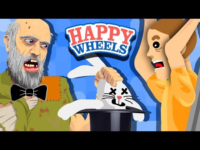 MAGIC SHOW - Happy Wheels