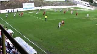 II Liga :: 15J :: Oliveirense - 2 x Sporting B - 3 de 2013/2014