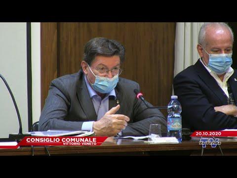 CONSIGLIO COMUNALE VITTORIO VENETO - Seduta del 20.10.2020