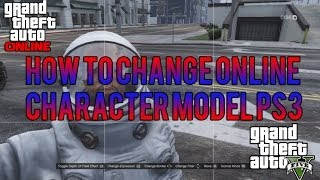 How To Change Online Characters Model To Alien, Zombie