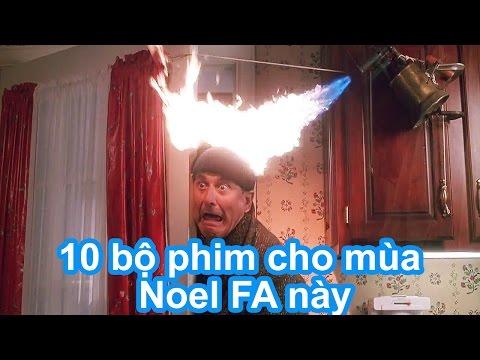 Top 10 Bộ Phim Hay Và Hài Hước Nhất Cho Mùa Noel FA Này