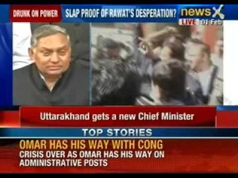Breaking News: Harish Rawat to replace Vijay Bahuguna in Uttarakhand - NewsX