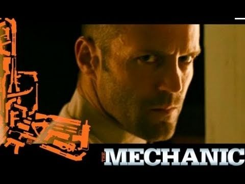 The Mechanic - Official Restricted Trailer