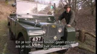 Britain's Greatest Machines With Chris Barrie - land rover serie 1.mp4