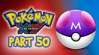 Pokemon X And Y Gameplay Walkthrough Part 50 MASTERBALL