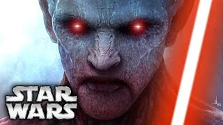 The Sith Force Vampire Who Once Was a Jedi - Star Wars Revealed, Story Explained Halloween Special