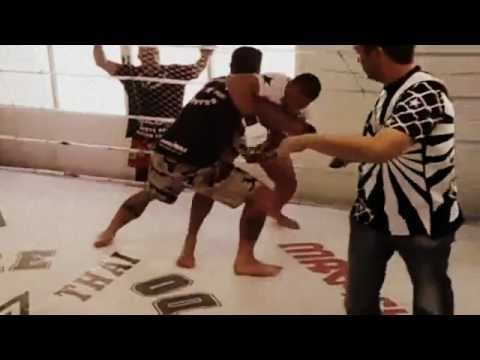 MMA TRAINING - CHUTE BOXE GYM - BRAZIL
