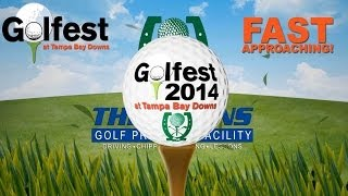 2014 GOLFEST At The Downs Tampa Florida Tampa Bay's