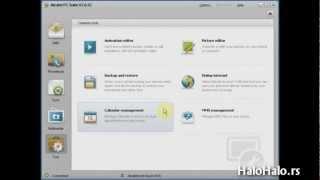 Alcatel OT 818 kreiranje rezervne kopije podataka