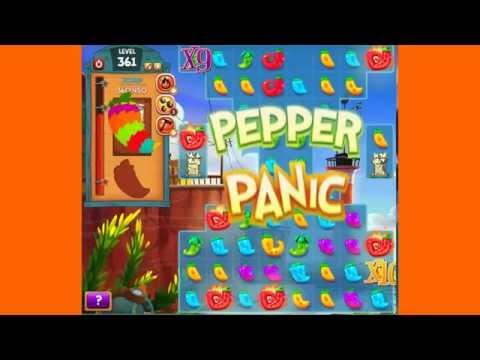 Pepper Panic Saga Level 361