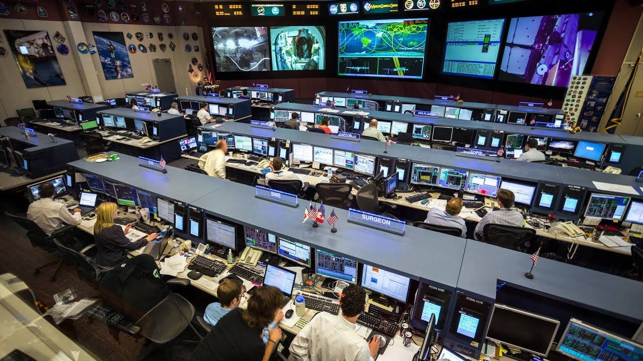 houston mission control center - photo #6