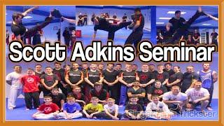 Scott Adkins Seminar Power Kicks & Flash Moves