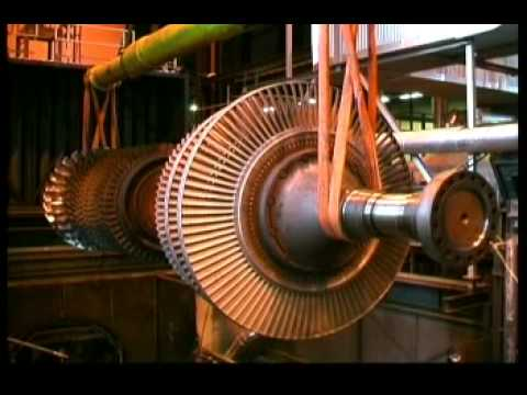 Gas Turbine Accident
