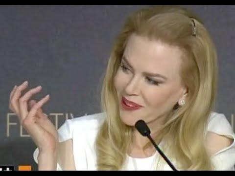 Nicole Kidman of