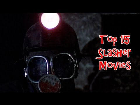 Top 15 Slasher Movies
